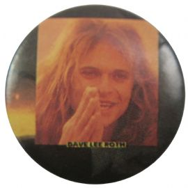 David Lee Roth - 'Hands' Button Badge